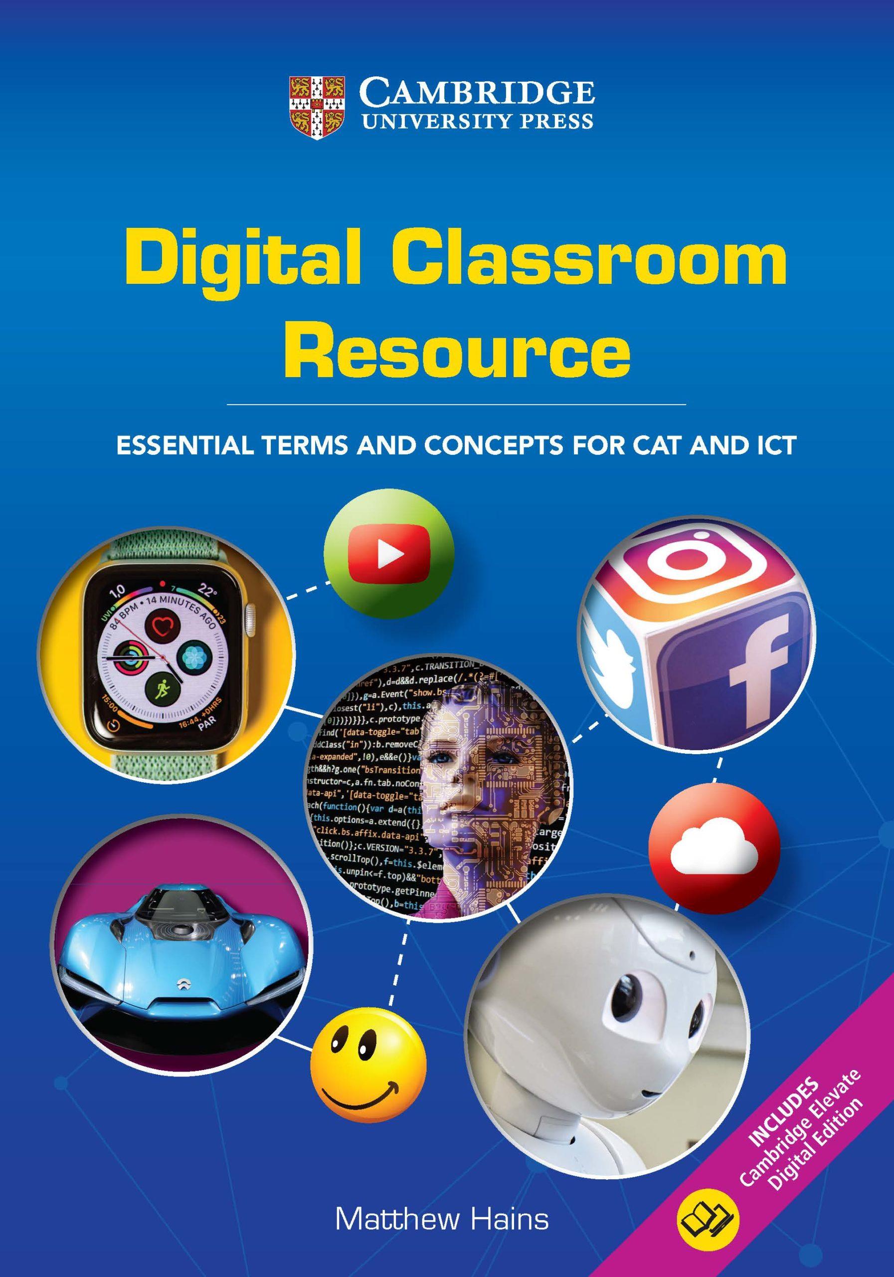 Feedback on my book: Digital Classroom Resource