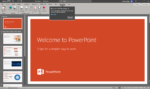 Screen Recording and Recording in PowerPoint