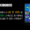 Algorithm Pack for Teachers and Learners