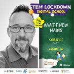 Lockdown e-School with Africa Teen Geeks