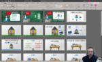 Inserting a PowerPoint presentation into a PowerPoint presentation