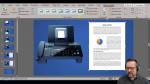 A PowerPoint fax machine