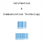 ICT Skills Worksheets for Grade 8 and 9