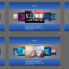PowerPoint Carousel Template